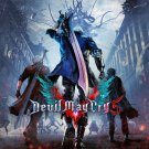 """Devil May Cry 5 Game  18""""x28"""" (45cm/70cm) Canvas Print"""