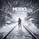 """Metro EXODUS Game 18""""x28"""" (45cm/70cm) Poster"""