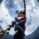 """Prey Game 13""""x19"""" (32cm/49cm) Polyester Fabric Poster"""