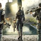 "Tom Clancy's The Division 2 Game 13""x19"" (32cm/49cm) Polyester Fabric Poster"