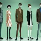 """We Happy Few Game 13""""x19"""" (32cm/49cm) Polyester Fabric Poster"""