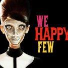 """We Happy Few Game 18""""x28"""" (45cm/70cm) Poster"""
