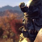 """Fallout 76 Game  13""""x19"""" (32cm/49cm) Polyester Fabric Poster"""