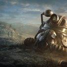 "Fallout 76 Game  18""x28"" (45cm/70cm) Canvas Print"