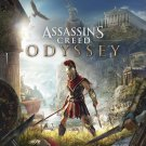 """Assassin's Creed Odyssey Ancient Greece 13""""x19"""" (32cm/49cm) Polyester Fabric Poster"""