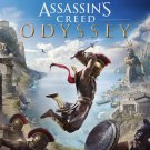 "Assassin's Creed Odyssey Ancient Greece 13""x19"" (32cm/49cm) Polyester Fabric Poster"