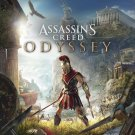 """Assassin's Creed Odyssey Ancient Greece 18""""x28"""" (45cm/70cm) Canvas Print"""