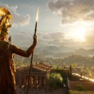 "Assassin's Creed Odyssey Ancient Greece 18""x28"" (45cm/70cm) Poster"