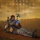 "Death Stranding Norman Reedus Mads Mikkelsen Kojima  18""x28"" (45cm/70cm) Poster"