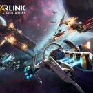 """Star Link Battle for Atlas 18""""x28"""" (45cm/70cm) Poster"""