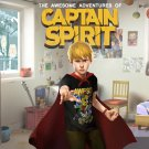 """The Awesome Adventures of Captain Spirit 18""""x28"""" (45cm/70cm) Poster"""