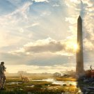 """Tom Clancy's The Division 2  13""""x19"""" (32cm/49cm) Polyester Fabric Poster"""