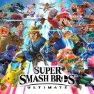 "Super Smash Bros. Ultimate 18""x28"" (45cm/70cm) Poster"