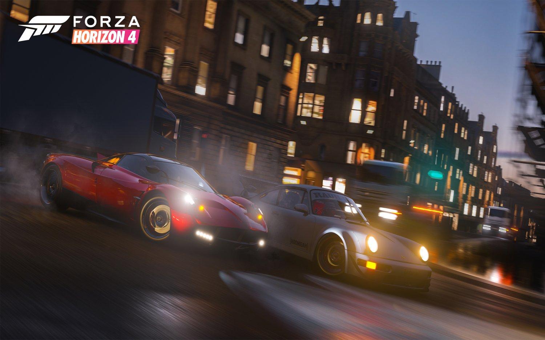 "Forza Horizon 4  18""x28"" (45cm/70cm) Poster"