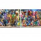 "Super Smash Bros. Ultimate 13""x19"" (32cm/49cm) Bundle of 2 Posters"
