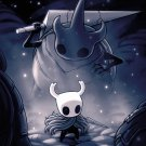 "Hollow Knight Game 13""x19"" (32cm/49cm) Polyester Fabric Poster"