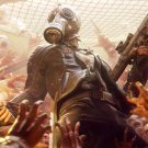 """Killing Floor 2 Game 13""""x19"""" (32cm/49cm) Polyester Fabric Poster"""