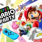 "Super Mario Party Game 13""x19"" (32cm/49cm) Polyester Fabric Poster"