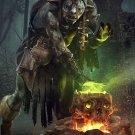 "The Elder Scrolls Legends Game 13""x19"" (32cm/49cm) Polyester Fabric Poster"