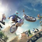 """Trials Rising Game 13""""x19"""" (32cm/49cm) Polyester Fabric Poster"""