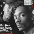"Snoop Dogg  Dr Dre  18""x28"" (45cm/70cm) Canvas Print"