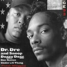 """Snoop Dogg  Dr Dre 13""""x19"""" (32cm/49cm) Polyester Fabric Poster"""
