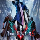 "Devil May Cry 5  18""x28"" (45cm/70cm) Canvas Print"