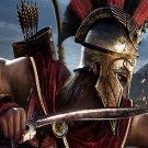 "Assassin's Creed Odyssey  18""x28"" (45cm/70cm) Canvas Print"