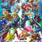 "Super Smash Bros. Ultimate 18""x28"" (45cm/70cm) Canvas Print"