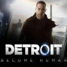 """Detroit Become Human  18""""x28"""" (45cm/70cm) Canvas Print"""