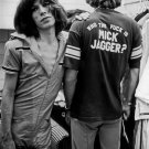 "Mick Jagger Keith Richards 18""x28"" (45cm/70cm) Canvas Print"