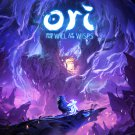 """Ori and the Will of the Wisps 18""""x28"""" (45cm/70cm) Canvas Print"""