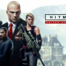 """HITMAN 2 Game  13""""x19"""" (32cm/49cm) Polyester Fabric Poster"""