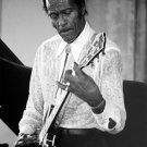 "Chuck Berry 18""x28"" (45cm/70cm) Canvas Print"