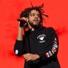 """J. Cole 13""""x19"""" (32cm/49cm) Polyester Fabric Poster"""