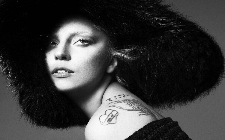 "Lady Gaga 13""x19"" (32cm/49cm) Polyester Fabric Poster"