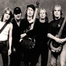 "ACDC  13""x19"" (32cm/49cm) Polyester Fabric Poster"