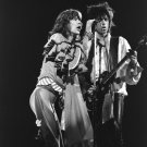 """Mick Jagger Keith Richards 13""""x19"""" (32cm/49cm) Polyester Fabric Poster"""