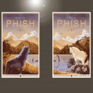 "Phish Band Music Concert 18""x28"" (45cm/70cm) Bundle of 2 Poster"