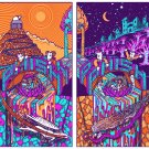"Phish Band Music Concert 13""x19"" (32cm/49cm) Bundle of 2 Posters"