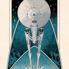 "Star Trek Into Darkness 13""x19"" (32cm/49cm) Polyester Fabric Poster"