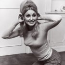 "Sharon Tate 13""x19"" (32cm/49cm) Polyester Fabric Poster"