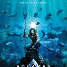 "Aquaman Jason Momoa 18""x28"" (45cm/70cm) Poster"