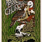 "Eric Church Concert Tour 18""x28"" (45cm/70cm) Poster"