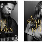 """A Star is Born 2018 Movie 13""""x19"""" (32cm/49cm) Polyester Fabric Poster"""