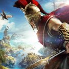 "Assassin's Creed Odyssey  18""x28"" (45cm/70cm) Canvas Print"