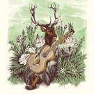 "The Lumineers Tour Concert 18""x28"" (45cm/70cm) Canvas Print"