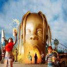 """Travis Scott  Astroworld  18""""x28"""" (45cm/70cm) Poster"""