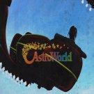"Travis Scott  Astroworld 13""x19"" (32cm/49cm) Polyester Fabric Poster"