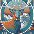 "Dave Matthews Tim Reynolds Tour 18""x28"" (45cm/70cm) Poster"